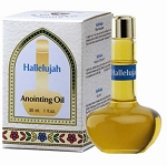 Hallelujah Anointing Oils  Jerusalem