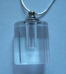 Anointing Oil Pendant - Crystal