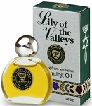 Lily of the Valleys Anointing Oil - Jerusalem