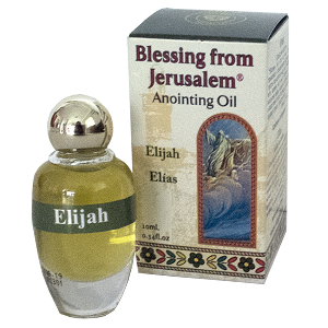 Blessing from Jerusalem Anointing Oil - Elijah
