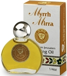 Myrrh Anointing Oil - Jerusalem