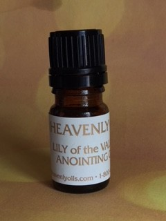 Lily of the Valley Anointing Oils