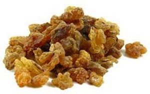 Myrrh Incense - rock form - resin