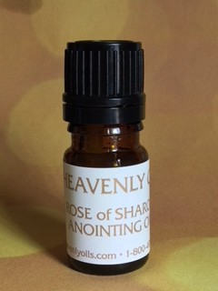 Rose of Sharon Anointing Oils